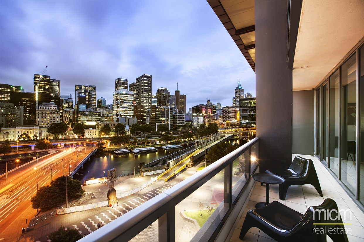 Picture of 810/1 Queensbridge Square, Southbank
