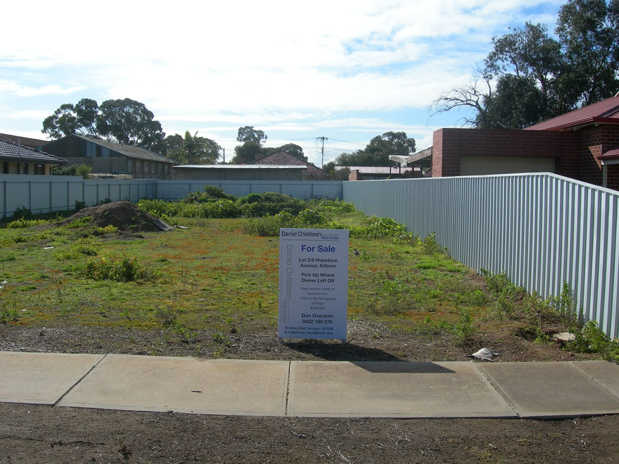 Photo of Lot 2 / 8 Hopetoun Ave Kilburn, SA 5084