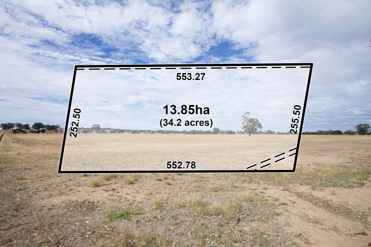 Photo of Lot 2 on PS 646432R Lower Norton-Nurrabiel Road Horsham, VIC 3400