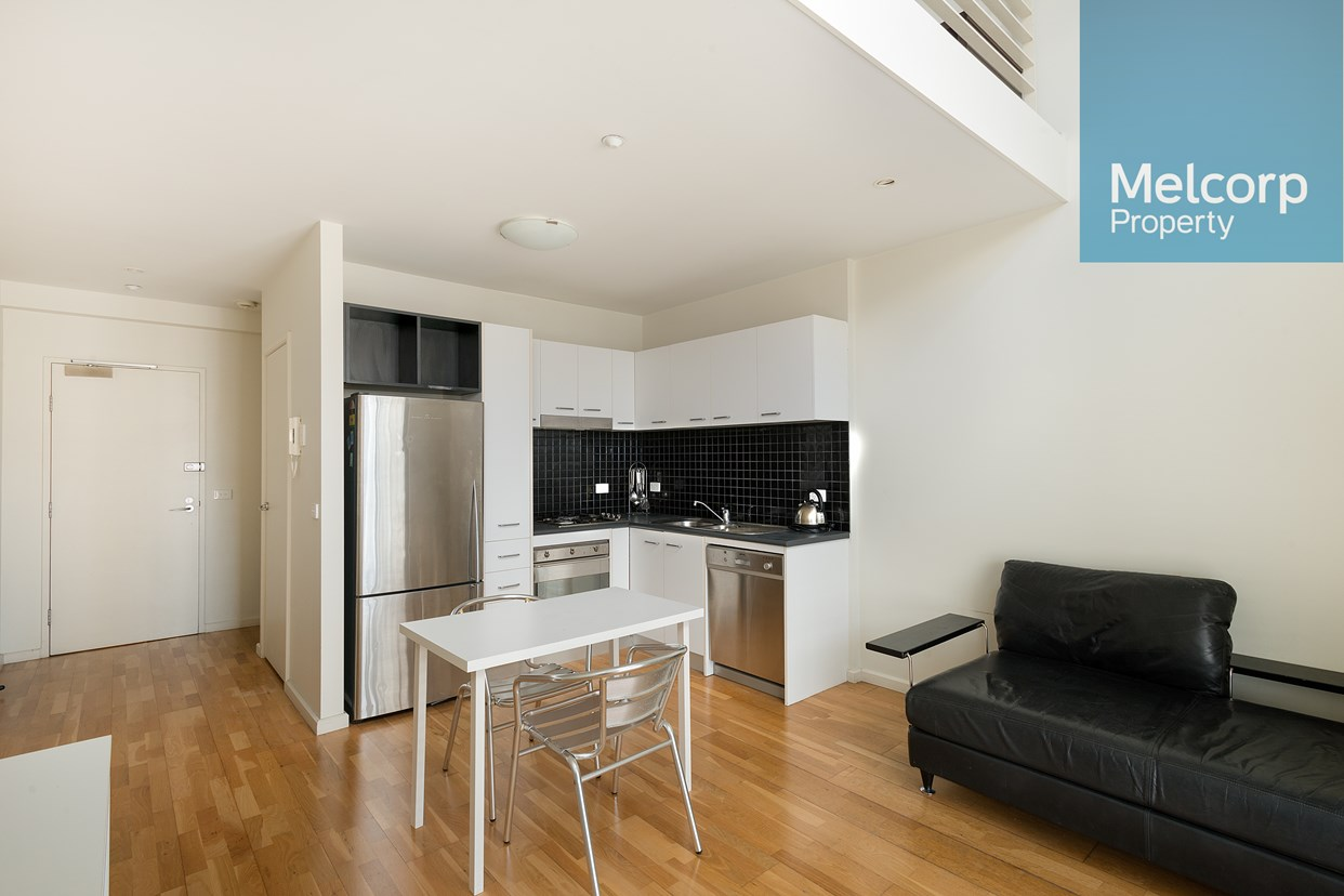 Picture of 2507/87 Franklin  Street, Melbourne
