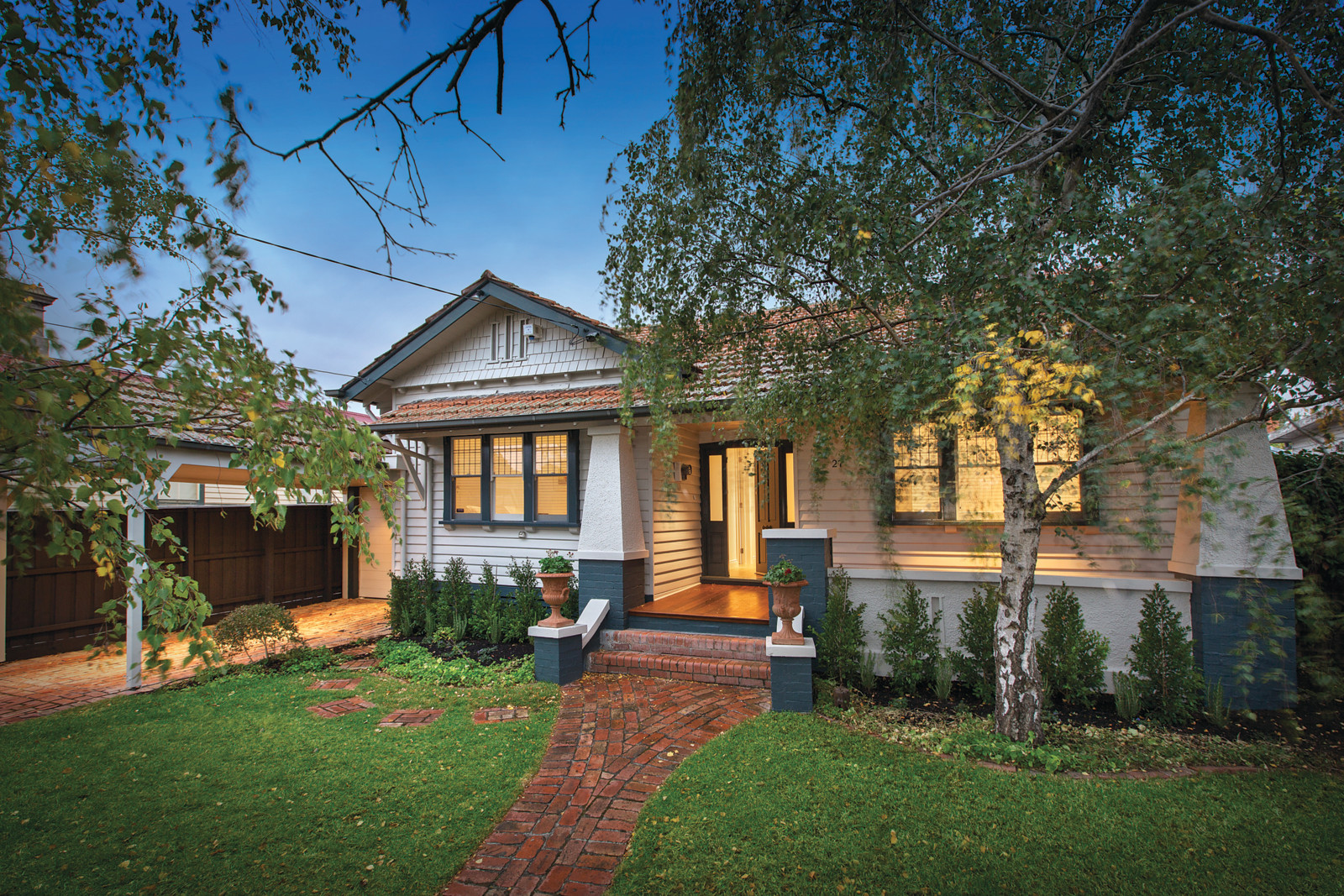 Choosing The Perfect Exterior