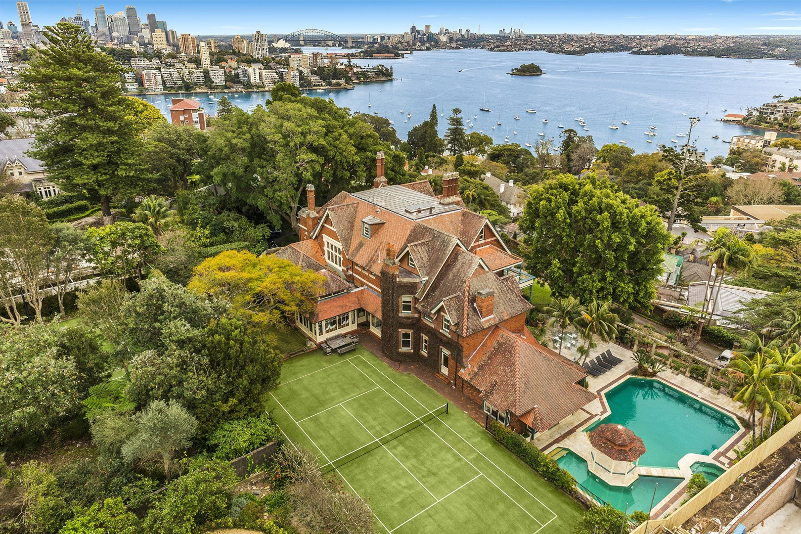 federation house bellevue hill heritage