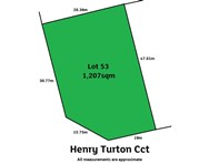 Picture of Lot 53 Henry Turton Circuit, Wasleys