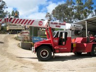 Picture of Clare Crane Hire, Clare