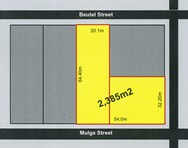 Picture of Lot 605 & 607 Mulga Street, Brigalow