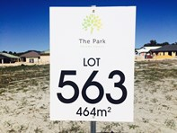 Picture of Lot 563 Goldsbrough Entrance, Helena Valley
