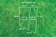 Picture of Lot 86-88 Fauntleroy Avenue, Ascot