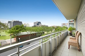 Main photo of 203/1 Roy Street, Melbourne - More Details