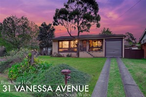 Picture of 31 Vanessa Avenue, Baulkham Hills