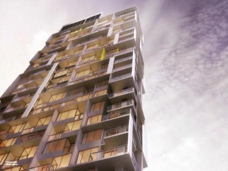 Picture of 2804/11 ROSE LANE, Melbourne