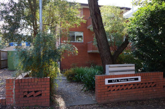 Picture of 2/67A Weston Street, Harris Park