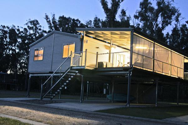 82 bushlands caravan park tocumwal NSW 2714