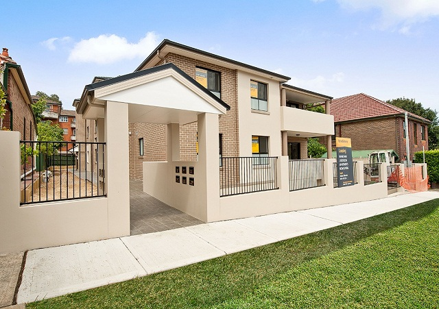 4/8-10 ewart street marrickville NSW 2204