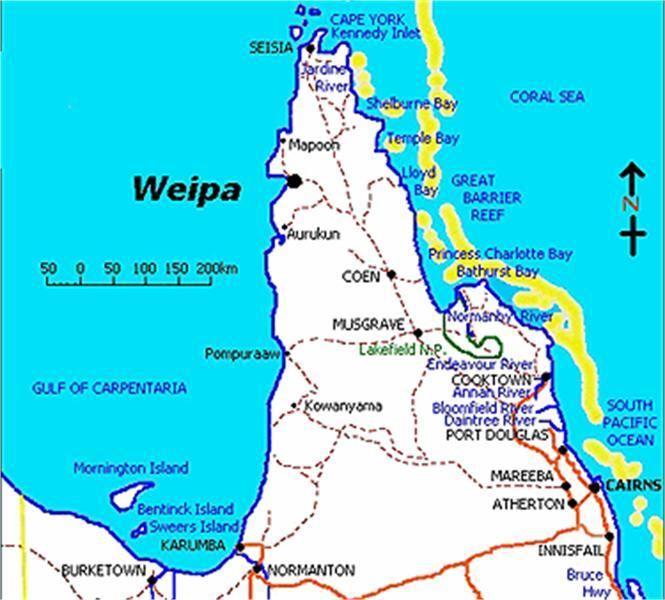Weipa Australia  city pictures gallery : WEIPA WEIPA QLD 4874