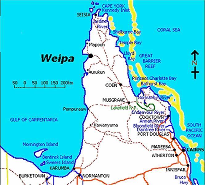 Weipa Australia  City new picture : WEIPA WEIPA QLD 4874