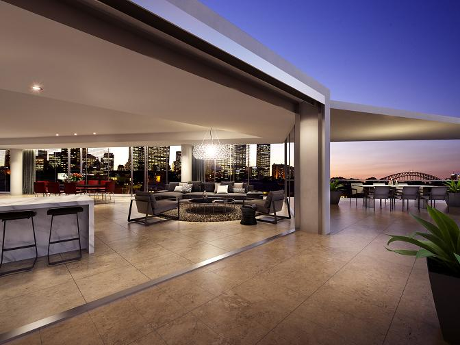 Main photo of Penthouse/65 Cowper Wharf Roadway, Woolloomooloo - More Details
