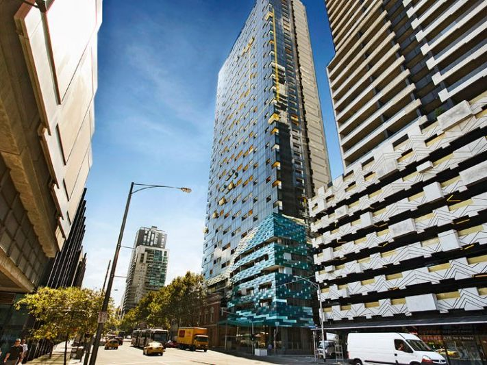 Picture of 1516/220 SPENCER STREET, Melbourne