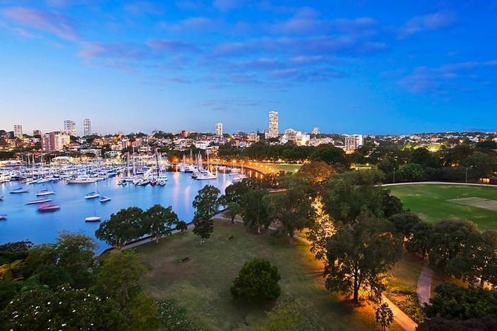 72/1 holdsworth avenue elizabeth bay NSW 2011