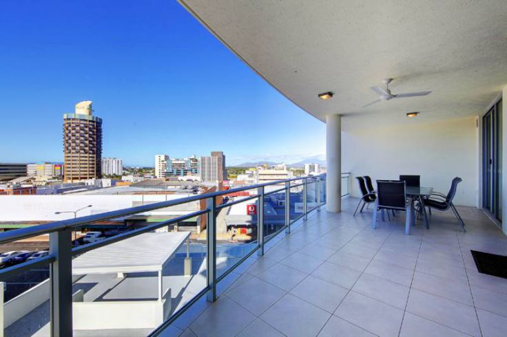 Picture of 602/151 Sturt Street, Townsville City