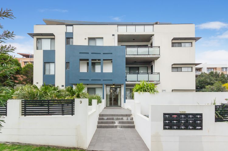 Picture of 14/9 Wallace Street, Blacktown
