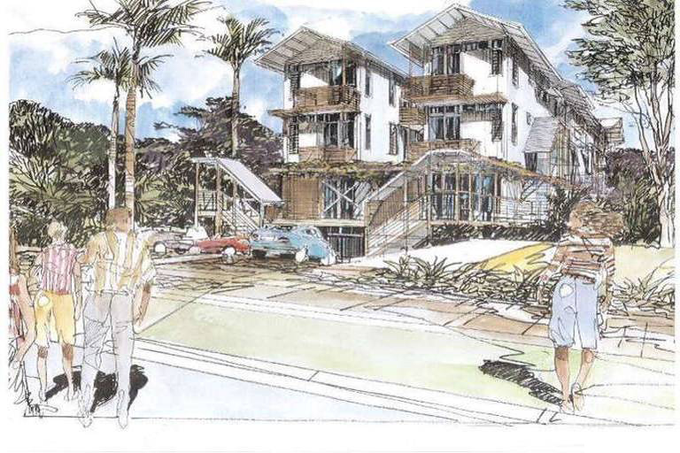 Picture of Oliva Street, Palm Cove