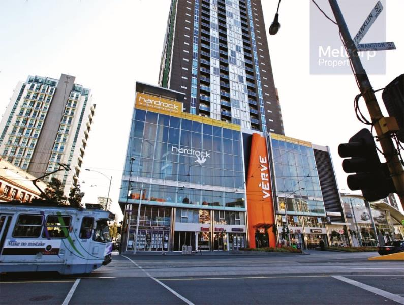 Picture of 4205/483 Swanston Street, Melbourne