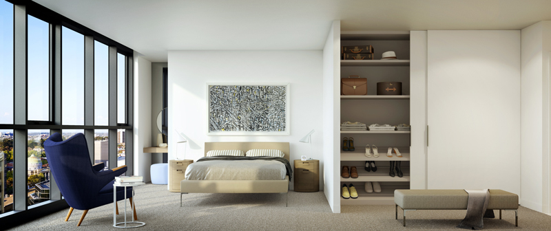 Main photo of 18.06/12 Queens Road, Melbourne (3004) - More Details