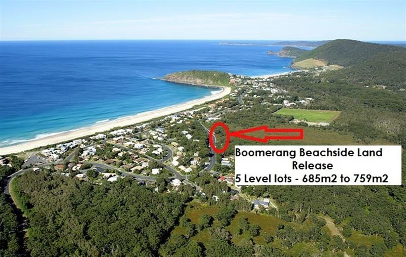 Photo of 55 Boomerang Dr Boomerang Beach, NSW 2428