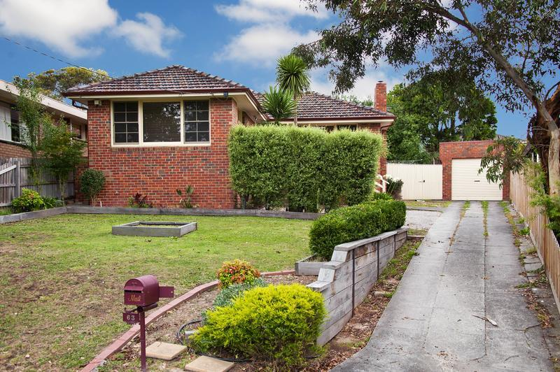 63 meakin street watsonia north VIC 3087