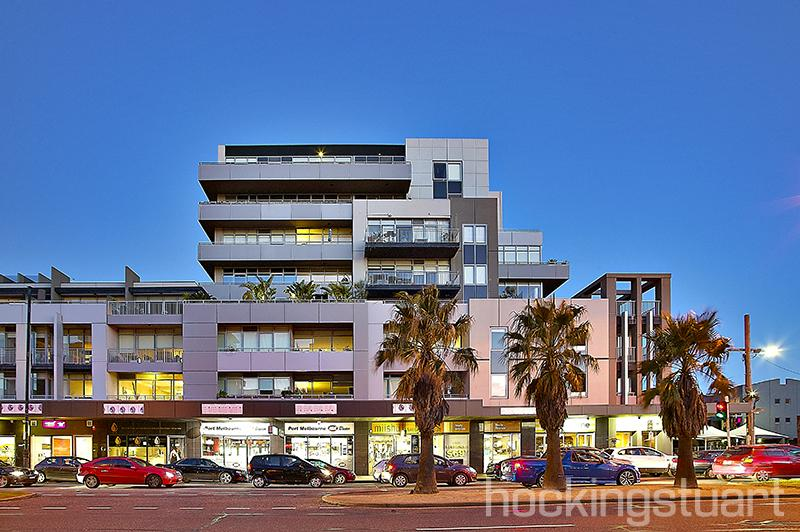Picture of 403A/86 Bay Street, Port Melbourne