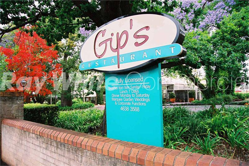 Gip S Restaurant Toowoomba City Qld