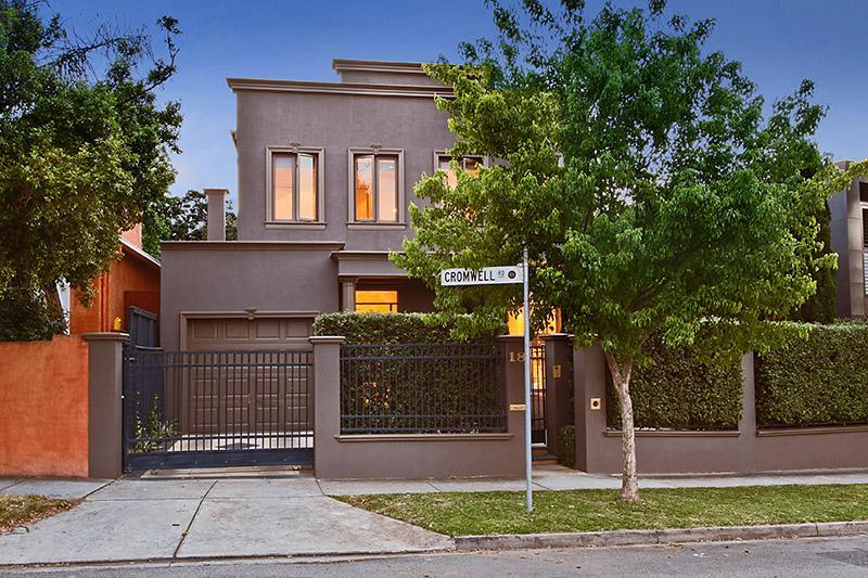 18 cromwell crescent south yarra VIC 3141