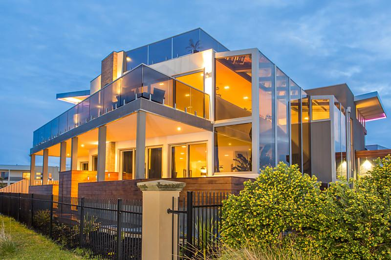 Where are the grand designs australia homes now for Beach house designs melbourne