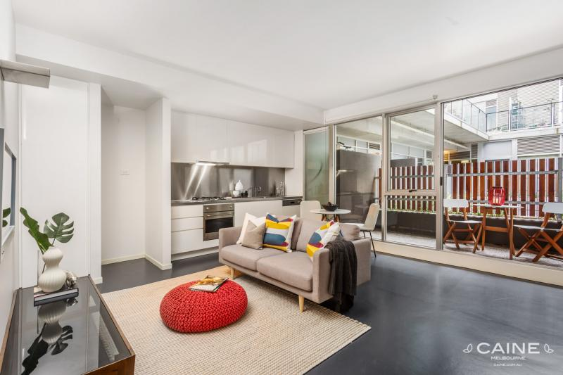 Picture of 4M/201 Powlett Street, East Melbourne