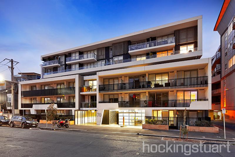 Picture of 117/70 Nott Street, Port Melbourne