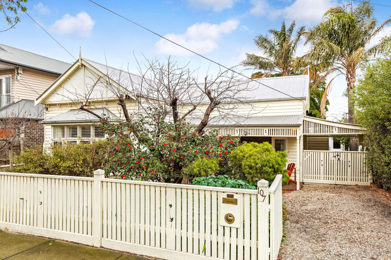Picture of 107 Blackwood Street, Yarraville