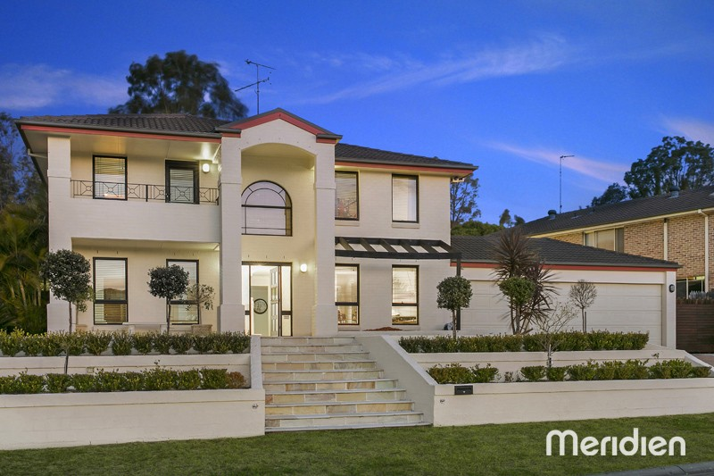 Picture of 12 Mayfair Avenue, Kellyville