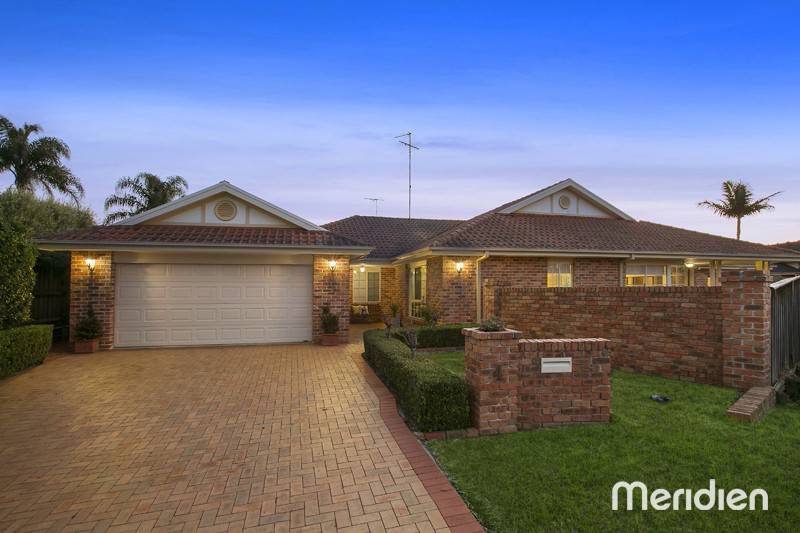 Picture of 4 Rathmore Court, Kellyville
