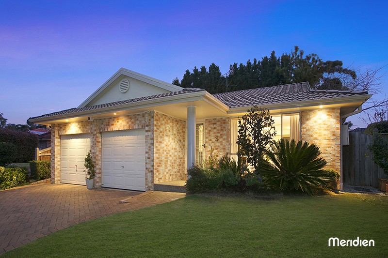Picture of 3 Sunrise Place, Kellyville