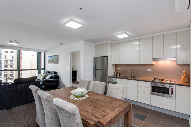 Picture of 417/501 Adelaide Street, Brisbane