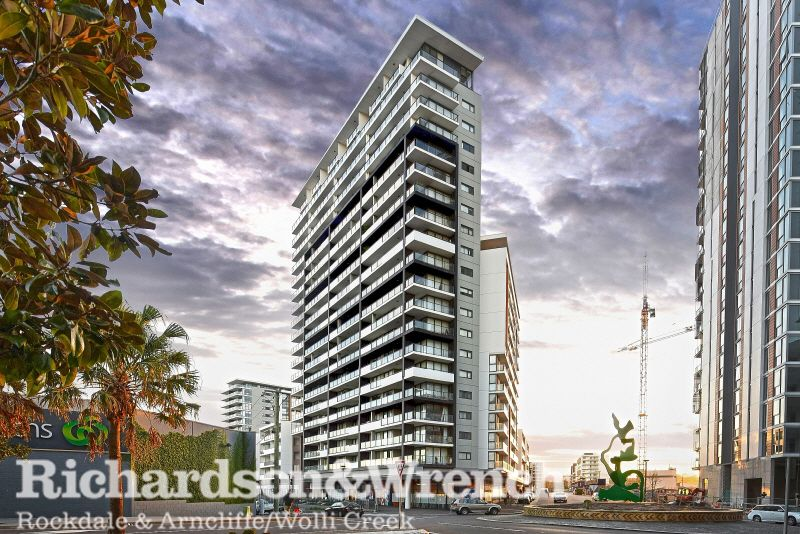 Picture of A502/35 Arncliffe Street, Wolli Creek
