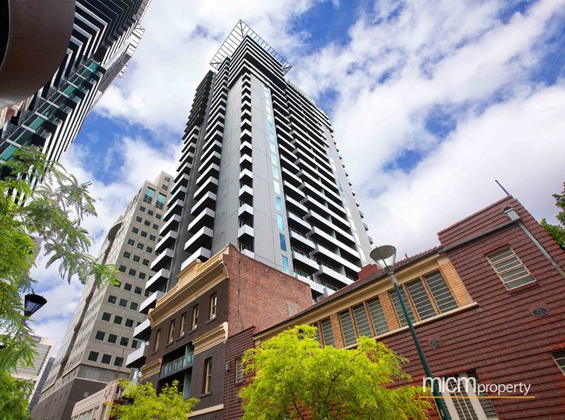 Picture of 1807/25 Wills Street, Melbourne