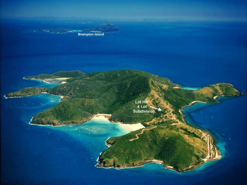 lot hm keswick island mackay QLD 4740