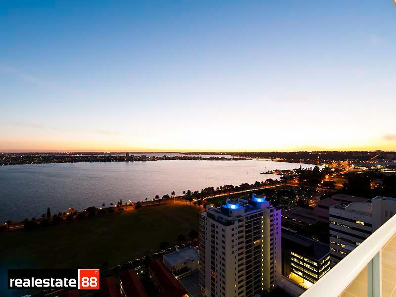 2302/237 adelaide  terrace perth WA 6000