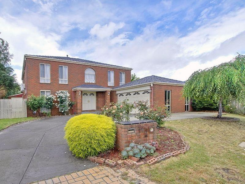 16 ravenscourt close rowville VIC 3178