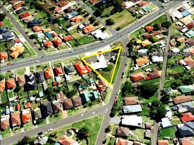 48 illawarra street port kembla NSW 2505