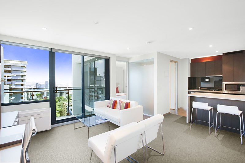 Picture of 2312/181 A'Beckett Street, Melbourne