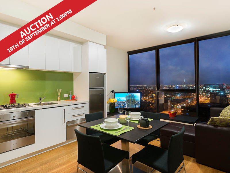 Picture of 2102/25 Therry  Street, Melbourne