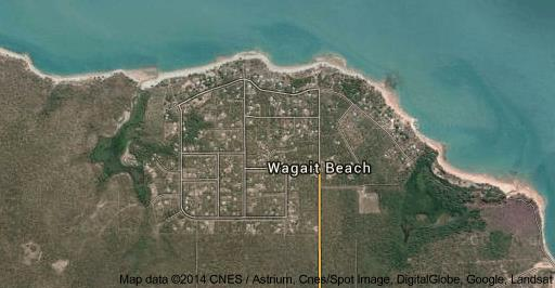 Building plot | 30 Sachse Street, Wagait Beach, NT 0822