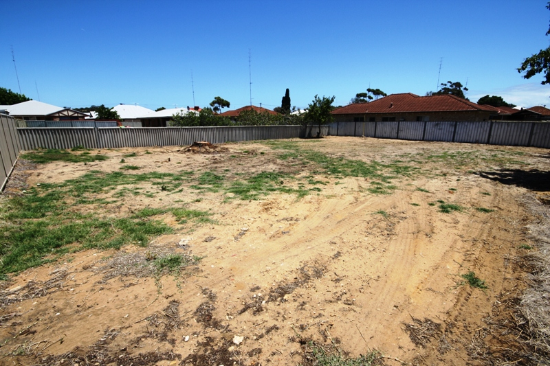 Building plot | 26B Halsey Street, SOUTH BUNBURY, WA 6230 1